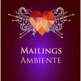 Mailings Ambiente 2 - nur fuer +Club Mitglieder
