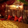 Saunaclub Golden Night