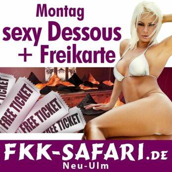 Heißes im Bikini + Freikarte