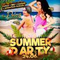 Summer Party mit Medea Fox und Christy Cox