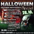 Herbstmottos + Special am 28.10.
