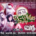 X-Mas Party am 09.12.