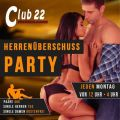 Herrenüberschuss SWINGER PARTY