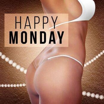 HAPPY Monday - Vergünstigung am Montag