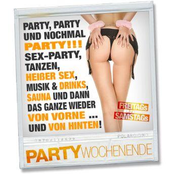 Partywochenende