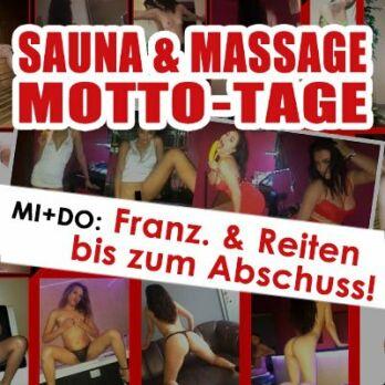 Massagegirls für jeden Spaß zu haben!