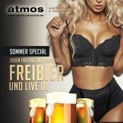 Freibier + Live DJ