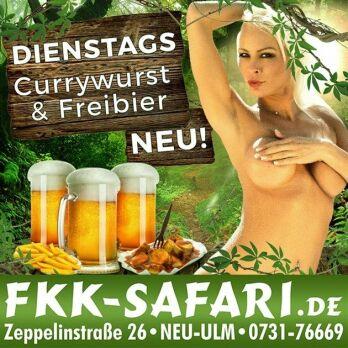 Currywurst und Freibier