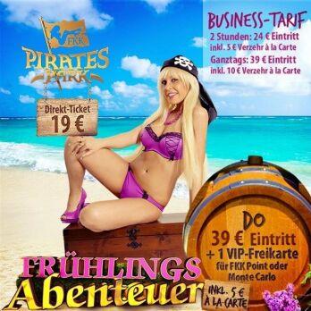 Do: 39 € Eintritt + 1 VIP Karte