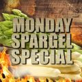 Monday Spargel Special